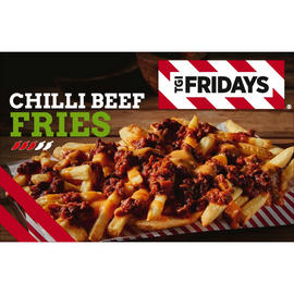 TGI Fridays Home Selection From £2 @ Iceland