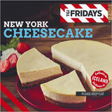 TGI Fridays New York Cheesecake 450g