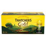 Thatchers Gold Cider 10 x 440ml