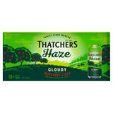 Thatchers Haze Cider 10 x 440ml
