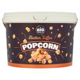 The Big Night In Butter Toffee Popcorn 350g