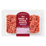 The Butcher's Market Beef & Pork Mince 375g