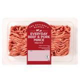 The Butcher's Market Beef & Pork Mince 400g