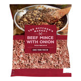 The Butcher's Market Beef Mince with Onion 750g