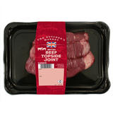 The Butcher's Market British Beef Topside Joint 600g