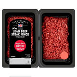 The Butcher's Market British Lean Beef Steak Mince Typically 5% Fat 680g