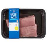 The Butcher's Market British Pork Fillet 380g