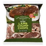 The Butcher's Market Free Range Lamb Chump Chops 1.5Kg
