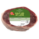 The Butcher's Market Half Leg Of Lamb 800g