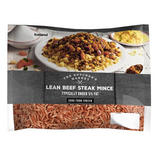 The Butcher's Market Lean Beef Steak Mince Typically 5% Fat 850g