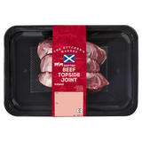 The Butcher's Market Scottish Beef Topside Joint 600g