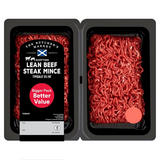 The Butcher's Market Scottish Lean Beef Steak Mince Typically 5% Fat 700g