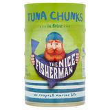 The Nice Fisherman Tuna Chunks in Brine 4 x 145g (580g)