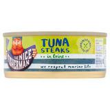 The Nice Fisherman Tuna Steaks in Brine 110g