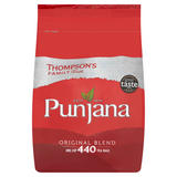 Thompson's Family Teas Punjana Original Blend One Cup 440 Tea Bags 1kg