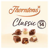 Thorntons Classic Collection Chocolate Gift Box 150g