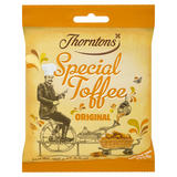 Thorntons Original Special Toffee Bag 160g