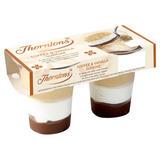 Thorntons Toffee & Vanilla Sundae 2 x 95g