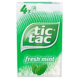 Tic Tac Fresh Mint Multipack 4 x 16g (64g)