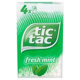 Tic Tac Fresh Mint Multipack 64g (4 pack)
