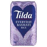 Tilda Everyday Basmati Rice 1kg