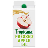 Tropicana Pressed Apple Juice 1.4L