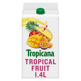 Tropicana Tropical Fruit Juice 1.4L