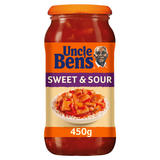 Uncle Bens Sweet and Sour Sauce 450g