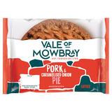 Vale of Mowbray Pork & Caramelised Onion Pie