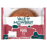 Vale of Mowbray Traditional Medium Pork Pie
