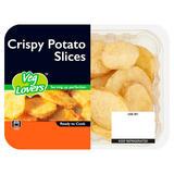 Veg Lovers Crispy Potato Slices 300g