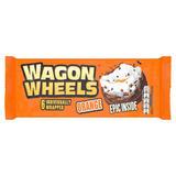 Wagon Wheels Orange