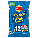 Walkers French Fries Variety Snacks 12x18g