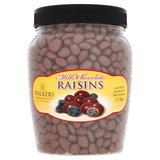 Walkers Milk Chocolate Raisins 1.1kg