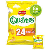 Walkers Quavers Cheese Multipack Snacks 24x16g