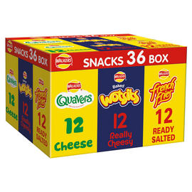 Walkers Snacks Mix 36 Box ONLY £5 @ Iceland