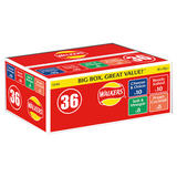 Walkers Variety Crisps Box 36x25g