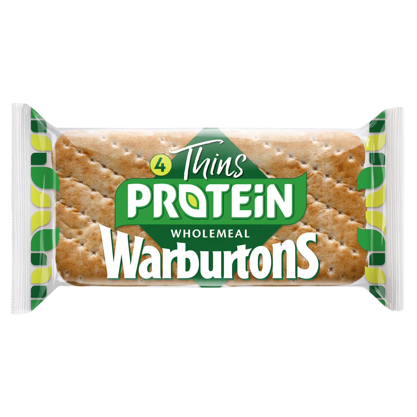 Warburtons 4 Thins Wholemeal Wraps Bagels Pittas Thins