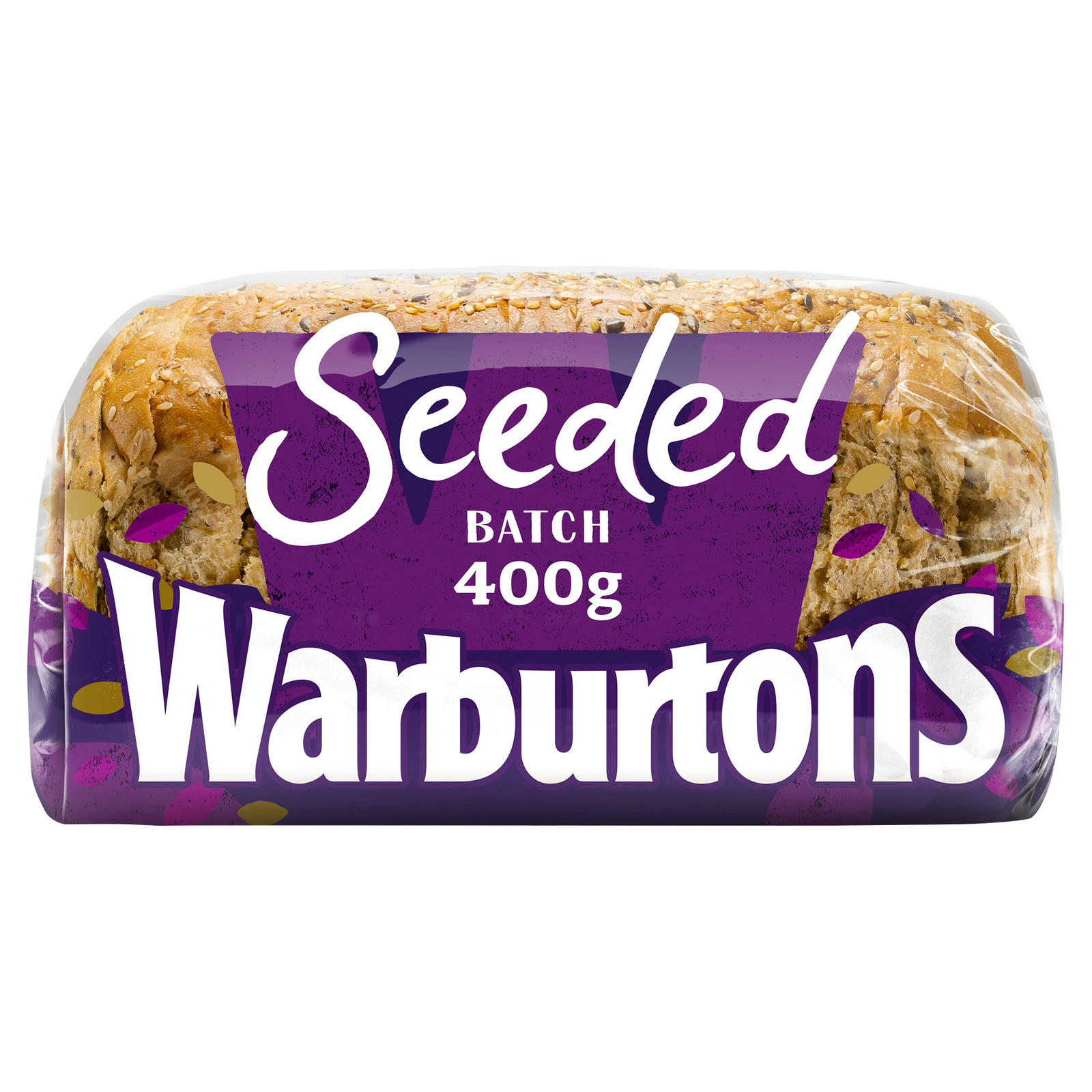 Warburtons Original Seeded Batch 400g