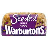 Warburtons Original Seeded Batch 400g