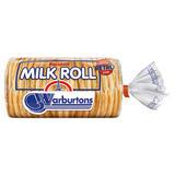 Warburtons Retro Pack Blackpool Milk Roll 400g