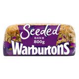 Warburtons Seeded Batch 800g