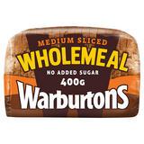 Warburtons Medium Wholemeal 400g