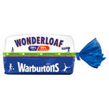 Warburtons Wonderloaf Medium Sliced Bread 800g