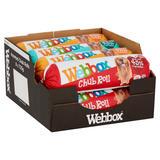 Webbox Chub Roll Assorted 8 x 720g