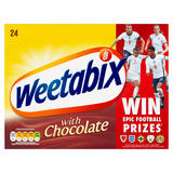 Weetabix Chocolate Cereal 24 Pack
