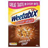 Weetabix Crispy Minis Chocolate Chip Cereal 600g