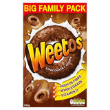 Weetos Chocolatey Hoops 500g