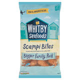Whitby Seafoods Scampi Bites 1kg