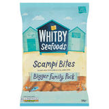 Whitby Seafoods Scampi Bites 580g